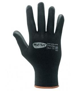 Flush glove in 100%...