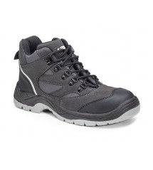 Coverguard high safety shoe Silver S3 SRC