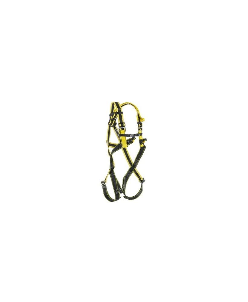 spedizione gratuita buono sconto attraente e resistente Imbracatura anticaduta con punto di attacco dorsale e sternale