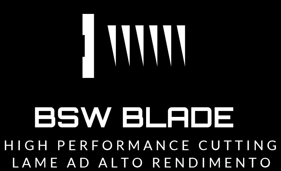 BSW Blade High Performance Cutting - Lame ad alto rendimento